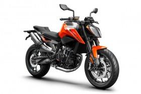2019 KTM 790 DUKE_right rear orange