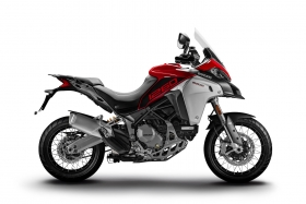 Multistrada 1260 red