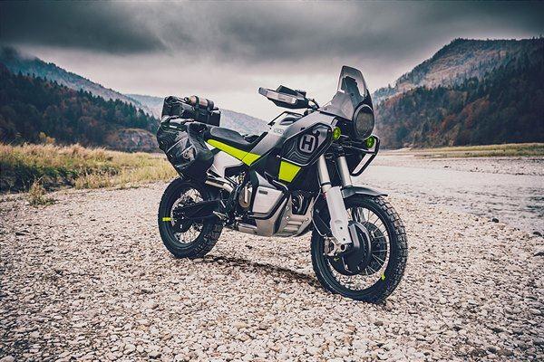Husqvarna Motorcycles Announce Concept Model The Norden 901