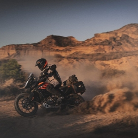 KTM 390 ADVENTURE MY20 - Action2
