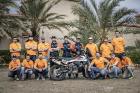 Coaches & Competitors_KTM Ultimate Race 2019