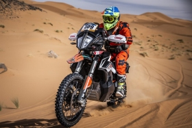 Scurtu KTM 790 ADVENTURE R_KTM Ultimate Race 2019