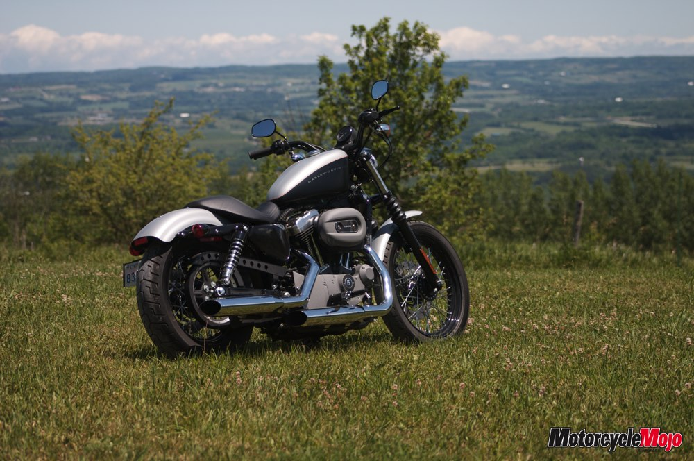 Harley Davidson Xl 1200n Nightster Overview Of Specs And Design