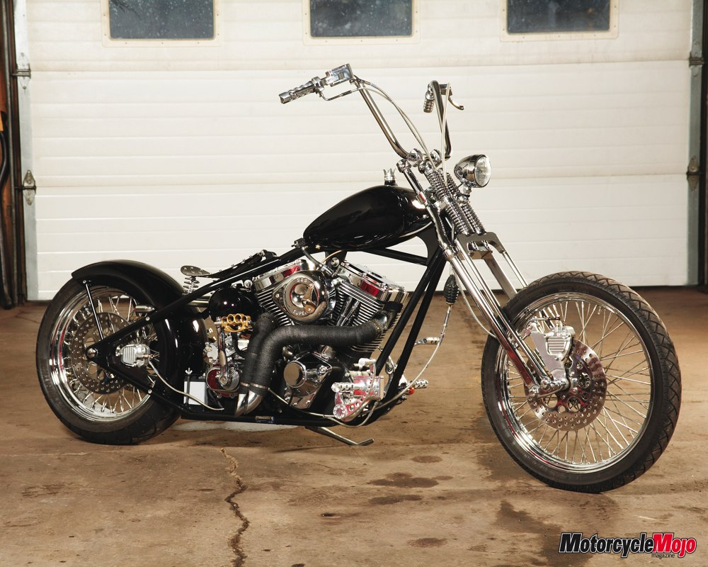 Kuhl's Custom Choppers