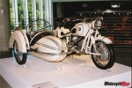 white BMW with sidecar 40002