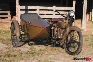 Harley-Davidson Model J restored to new