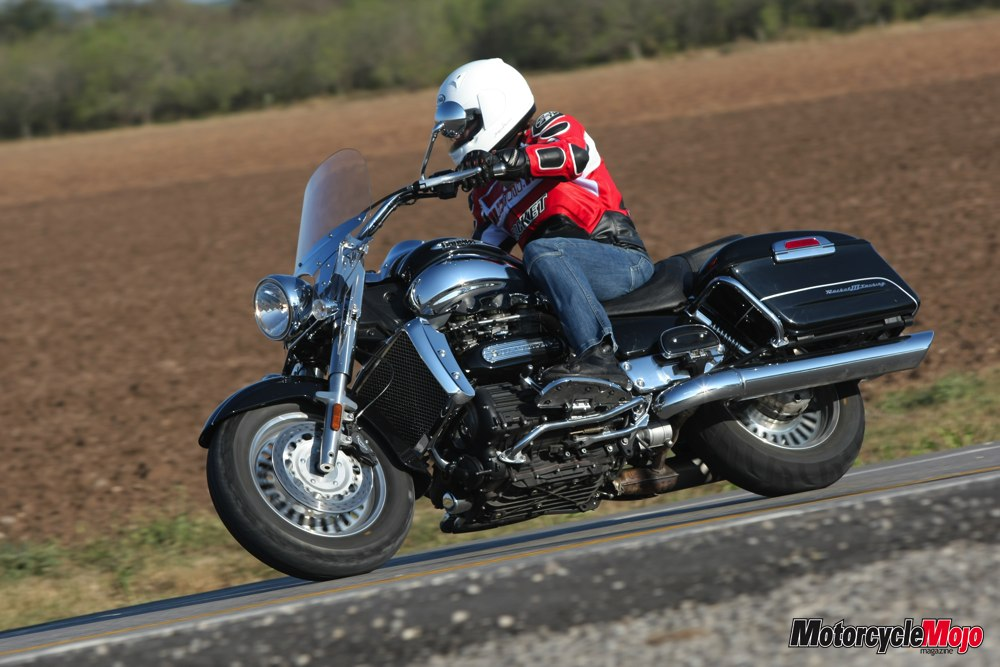 Triumph Rocket Iii Touring Review By Motorcycle Mojo Magazine