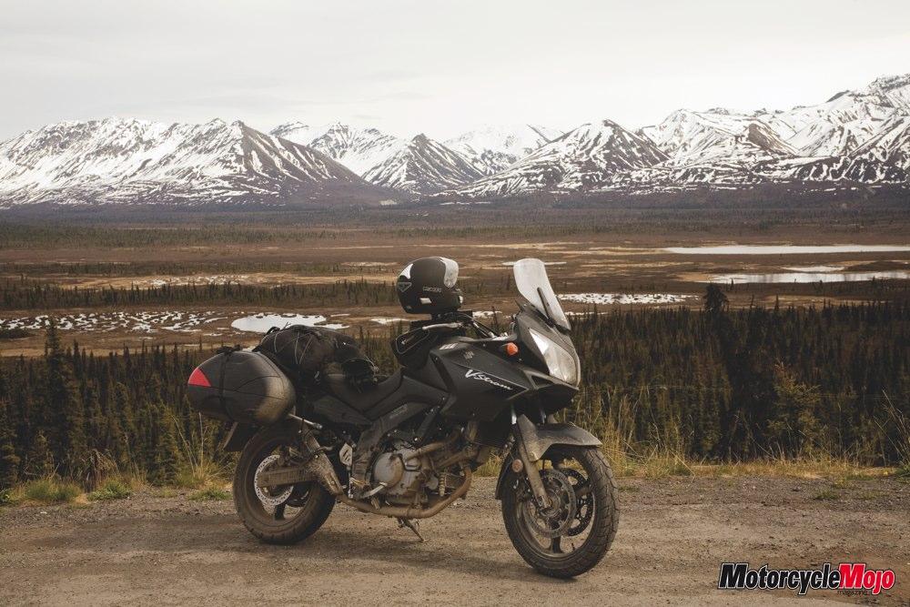 The Multi-Talented 2008 650 V-Strom - The Ultimate Test Ride—Alaska -