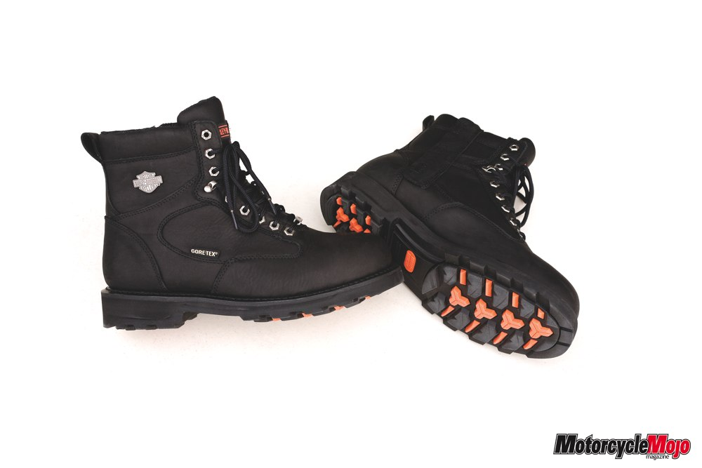 Harley-Davidson Waterproof Motorycle Boots Product Review