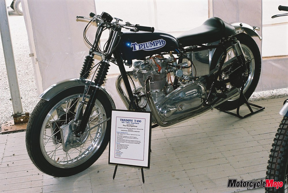 Celebrating 50 Years of Triumph Vertical Twins Motorcycle ...