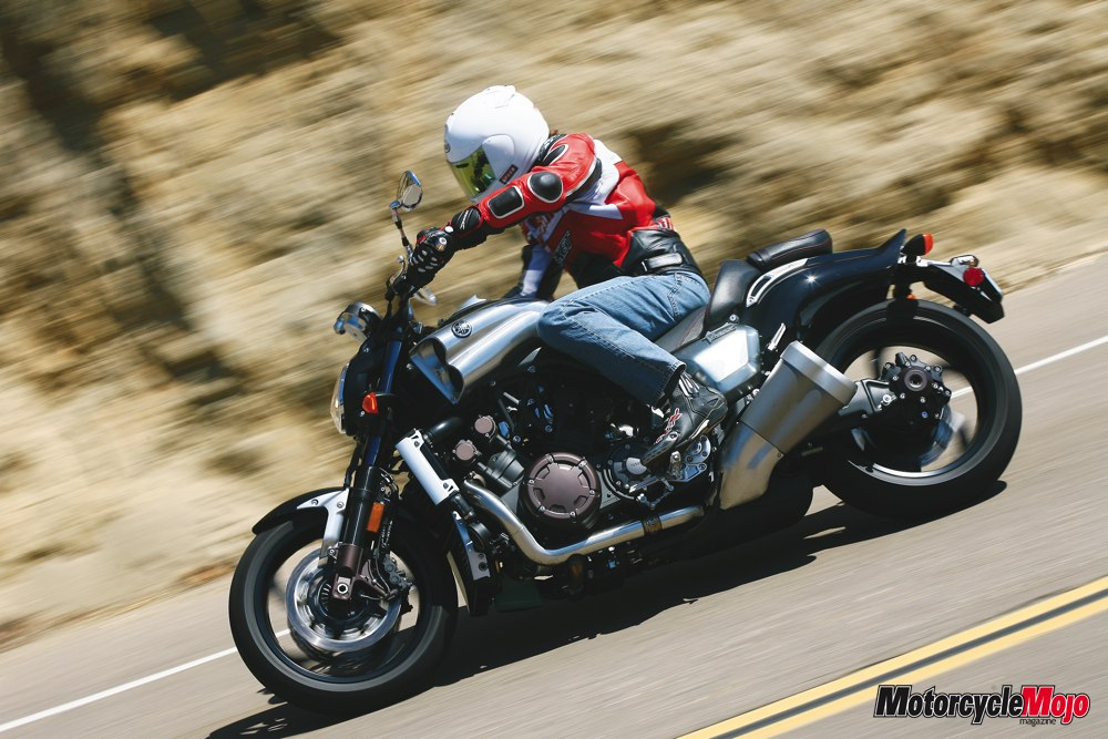 Yamaha Vmax Review and Top Speed Specs