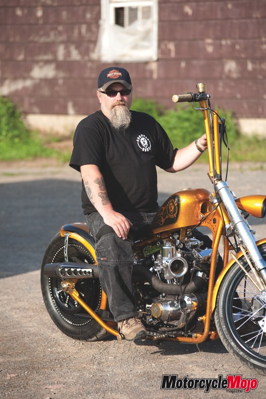 Custom Chopper Motorcycle Builder Chopper Rods Millville