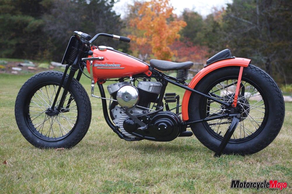 Harley Davidson Track Racer Custom Boobber Mckay S Cycle