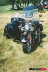 Indian Chief with sidecar 026