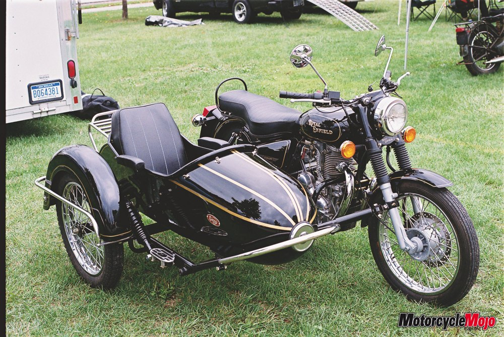 Classic bmw motorcycle and sidecar canada mojo magazine