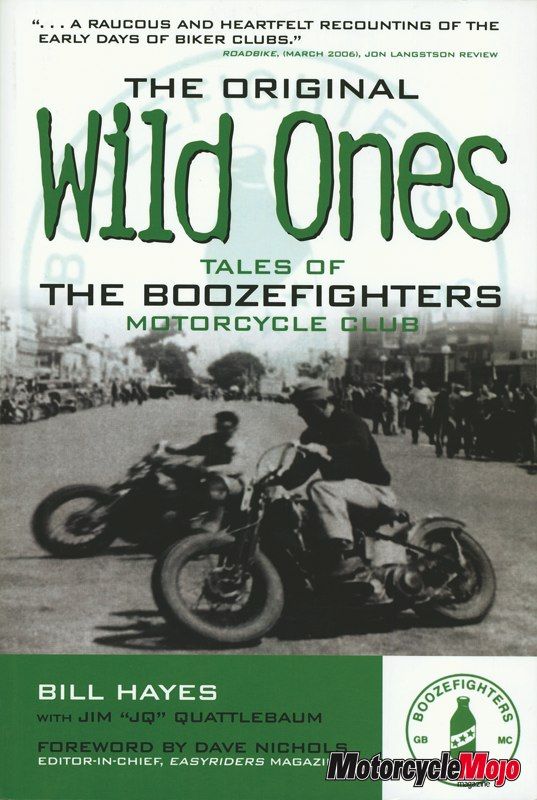 The Original Wild Ones cover scan