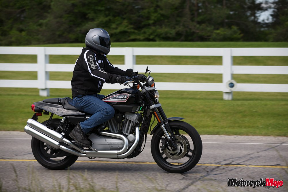 Harley Davidson XR1200 Review by the Mojo Magazine Test Team