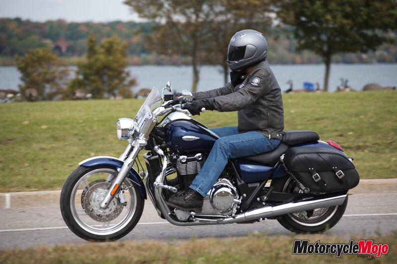 Triumph Thunderbird Special Edition Motorcycle Review And Top Speed