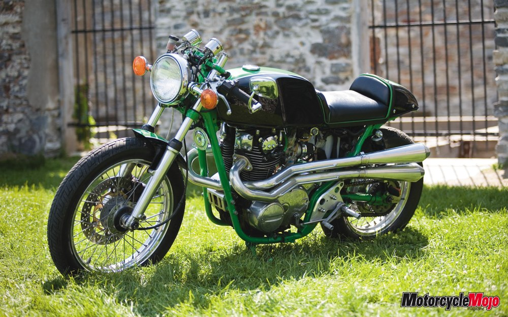 Cafe Racer Motorcycle For Sale Toronto