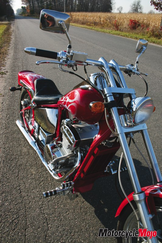 Johnny Pag Spyder 300 -