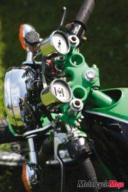 Yamaha xs650 handlebars