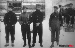 022 - portrait of Valley settlers at Petawawa Military Museum