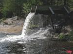 023 - Log chute at Crooked Slide Park, Comberemere