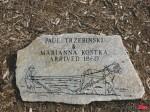 025 - Commemorating early Polish settlers near Wilno