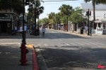 Corner of Duval and Caroline Street, Key West
