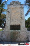 Monument to the 1935 Category 5 Hurricane