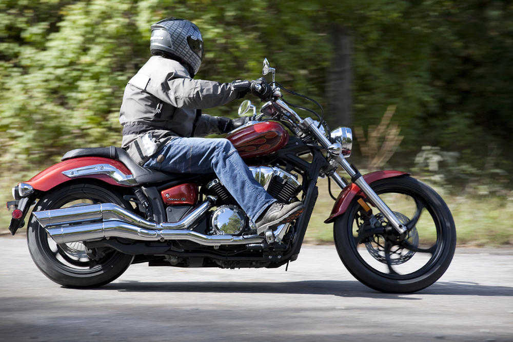 How To Ride A Yamaha V Star Motorcycle
