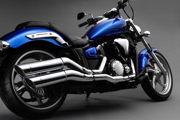 2011 Yamaha Stryker Xvs1300cu