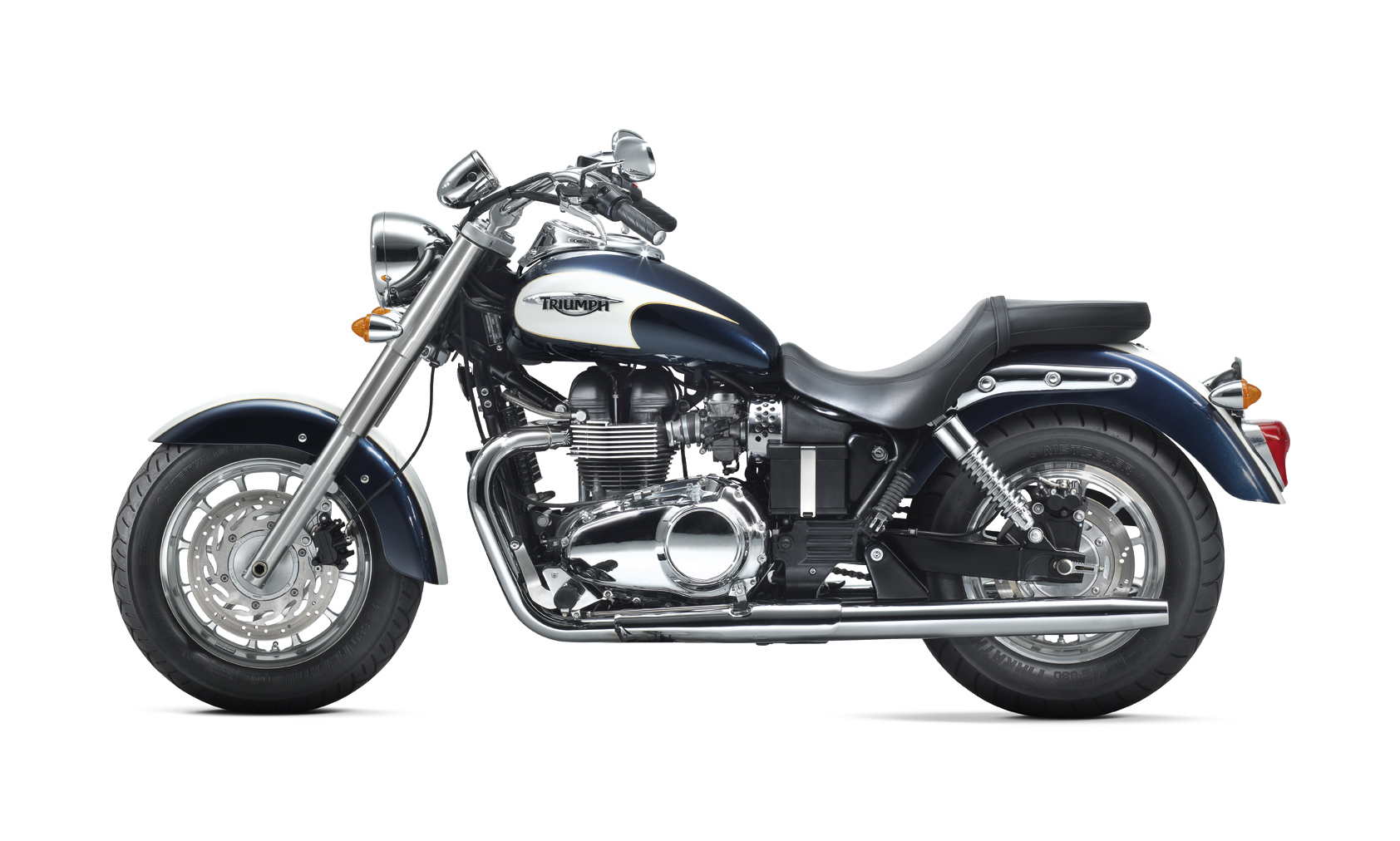2011 Triumph America Motorcycle Mojo