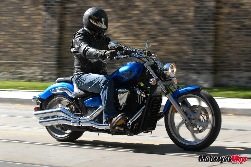 2011 Yamaha Stryker -