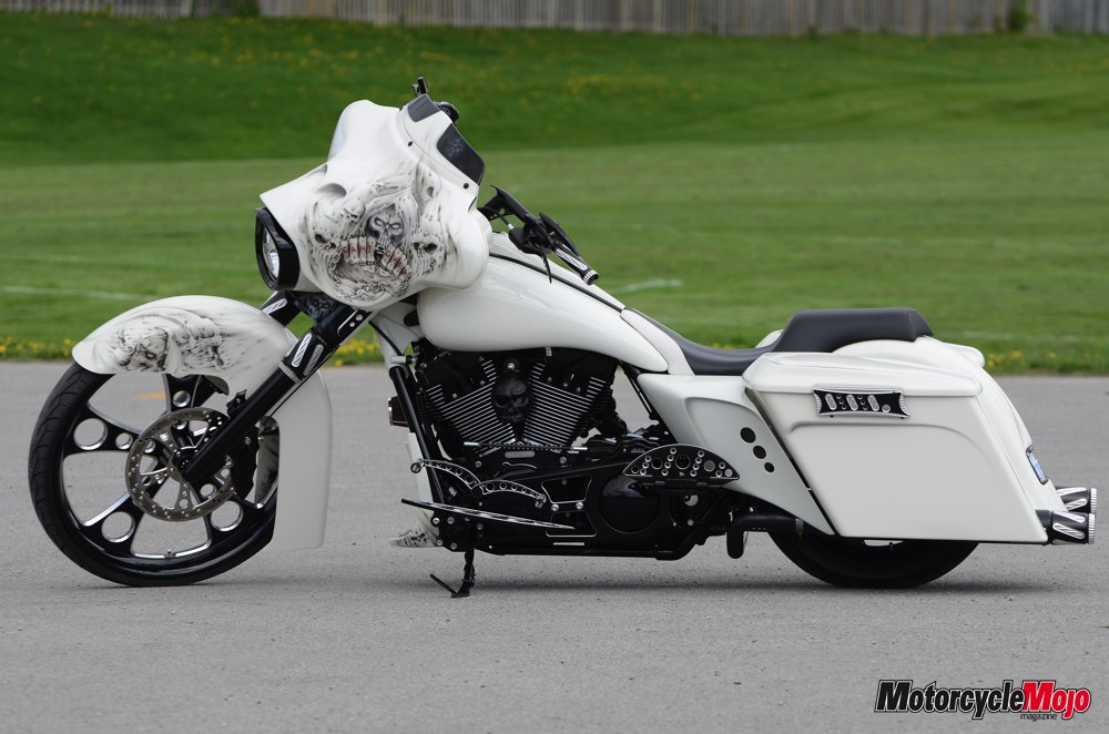harley davidson street glide review and customizations