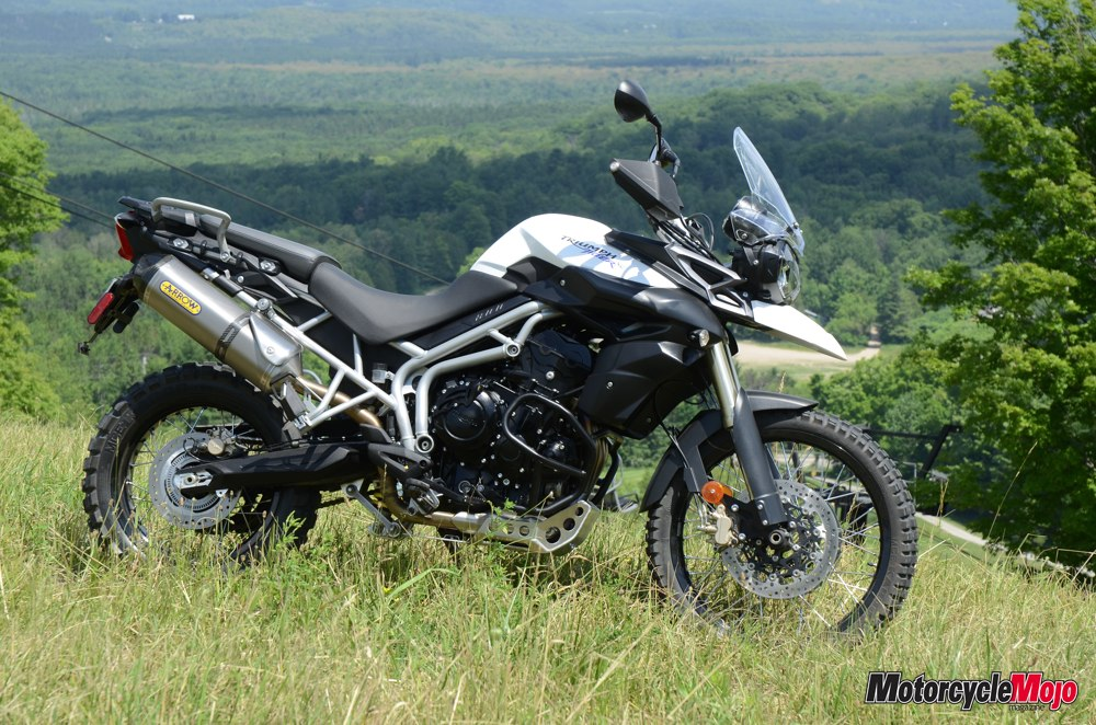 BMW F800GS vs. Triumph Tiger 800 XC Test Drive Review and Specs