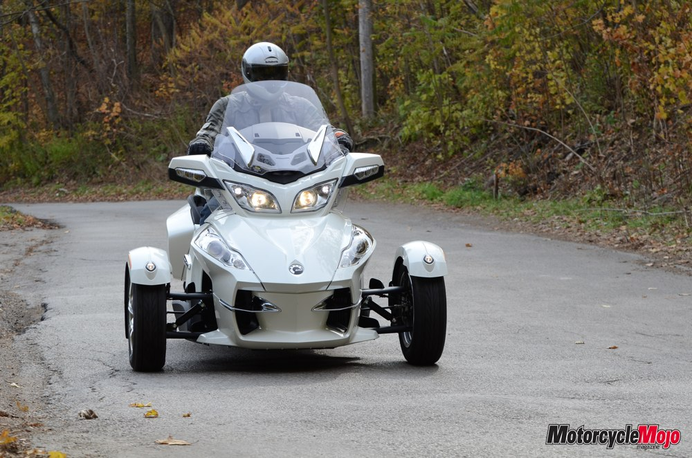 Spyderman – 2012 Can-Am Spyder RT Limited