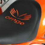 Ornge 1 - Motorcycle Mojo