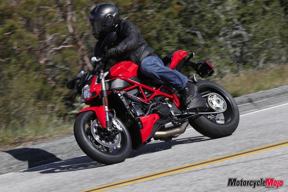 Ducati Streetfighter Bike