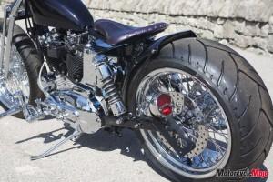 Feature Bike Steel Town Scrapper