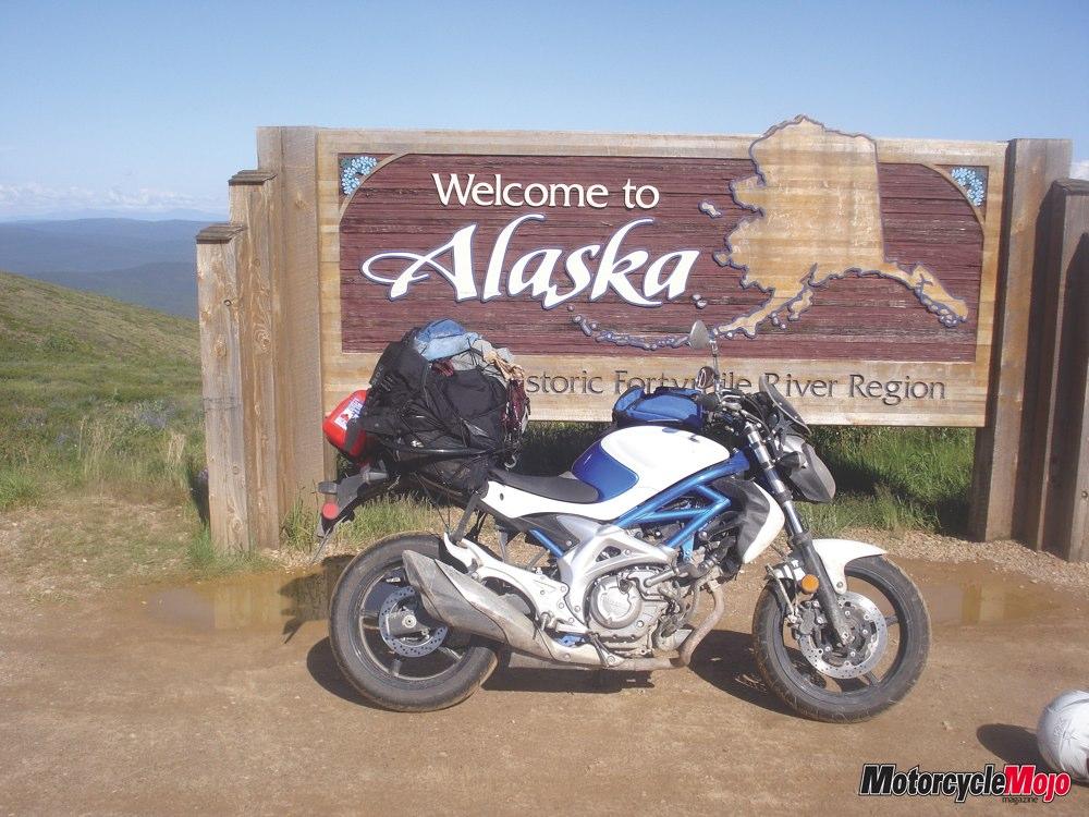 Alaska Motorcycle trip