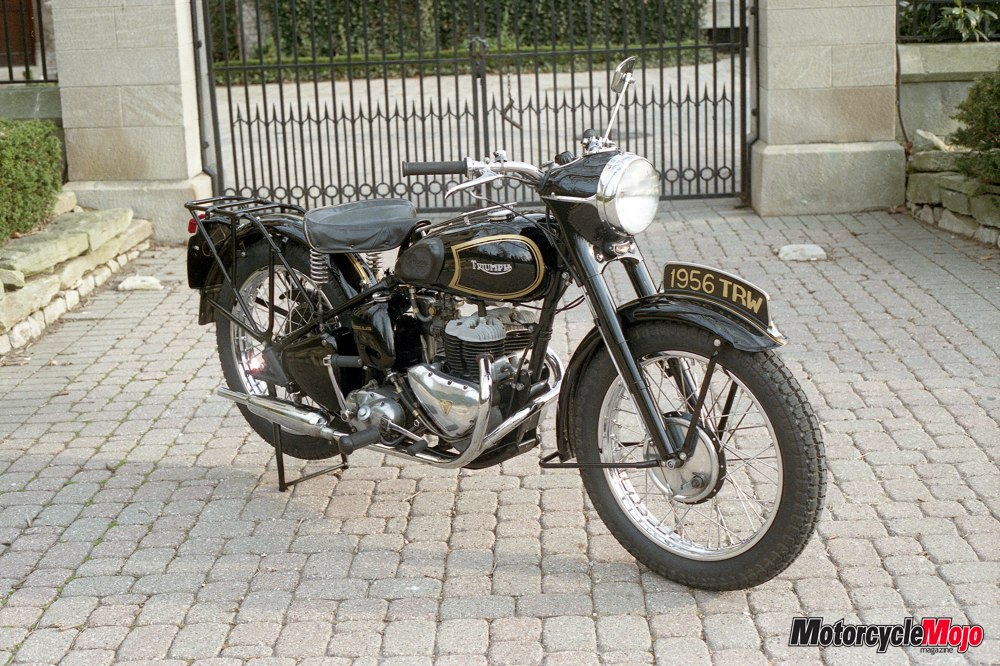 Second World War Triumph TRW