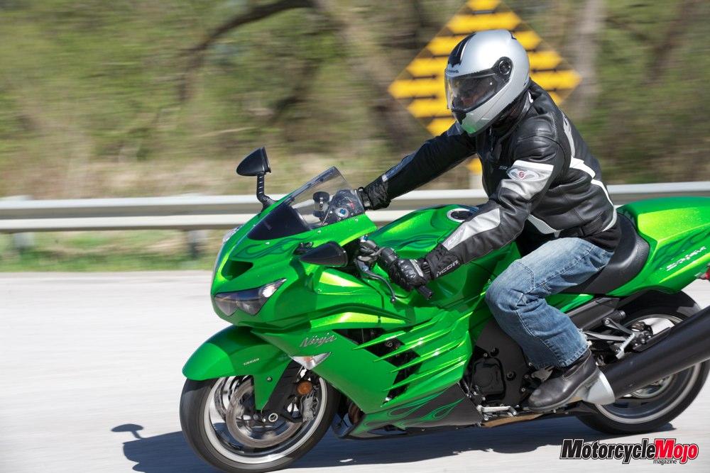 Kawasaki Concours  Review