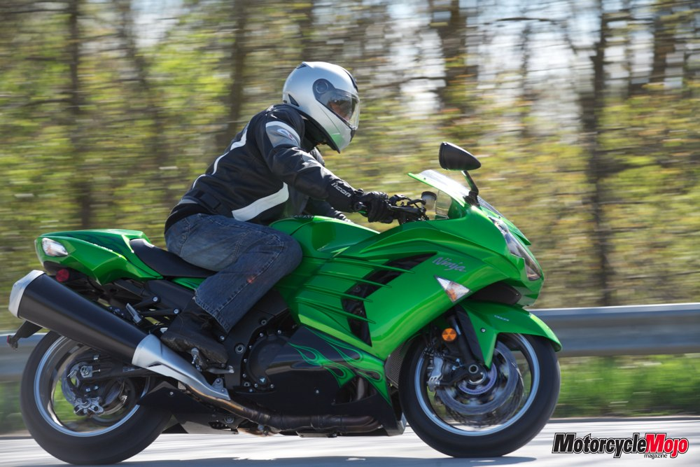 Kawasaki Ninja Horsepower