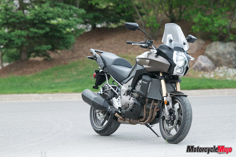 2012 Kawasaki Versys 1000 Review And Test Drive With Pictures