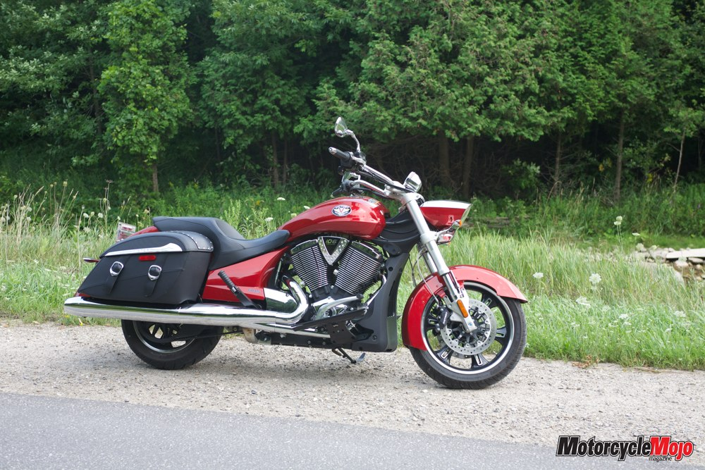 Victory Cross Roads Motorcycle Review And Specs