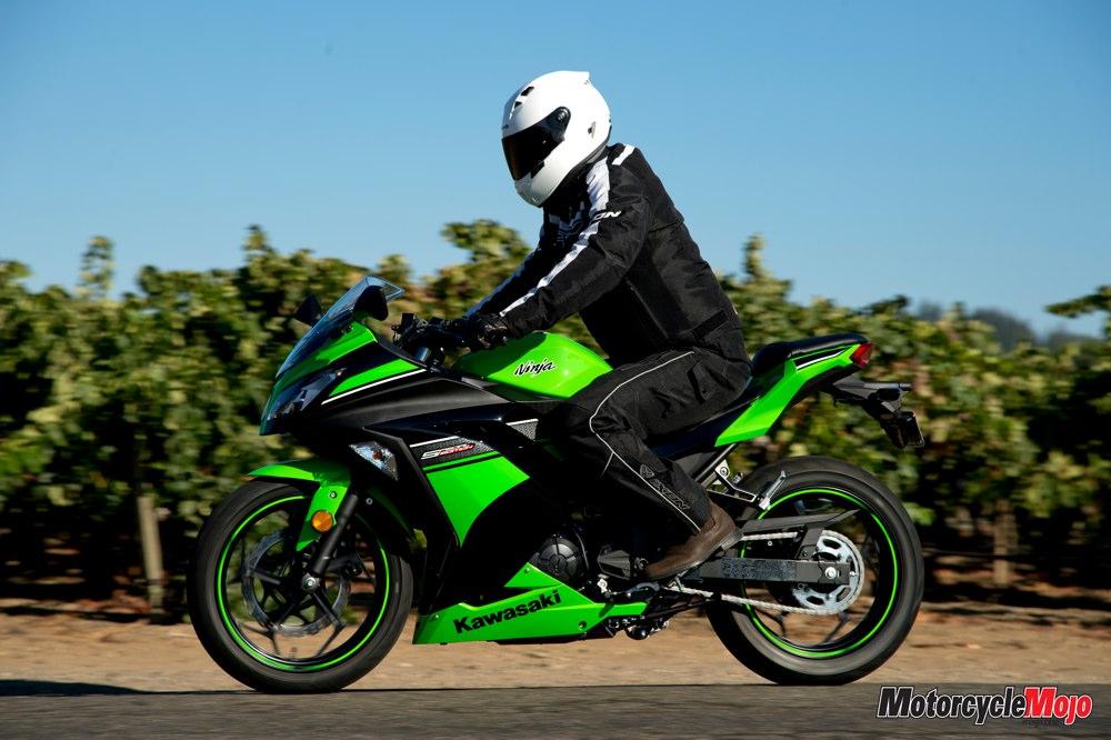 Kawasaki Ninja 250sl Custom