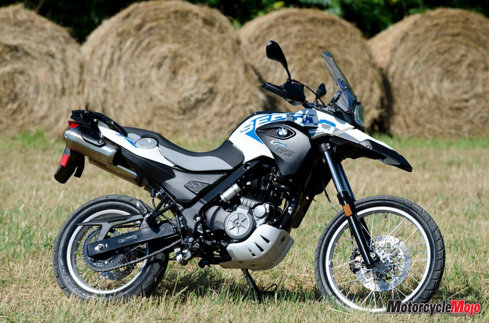 BMW G650GS Sertão Test Drive and Motorycle Review