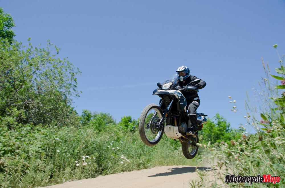 Bmw G 650 Gs Sertao Test