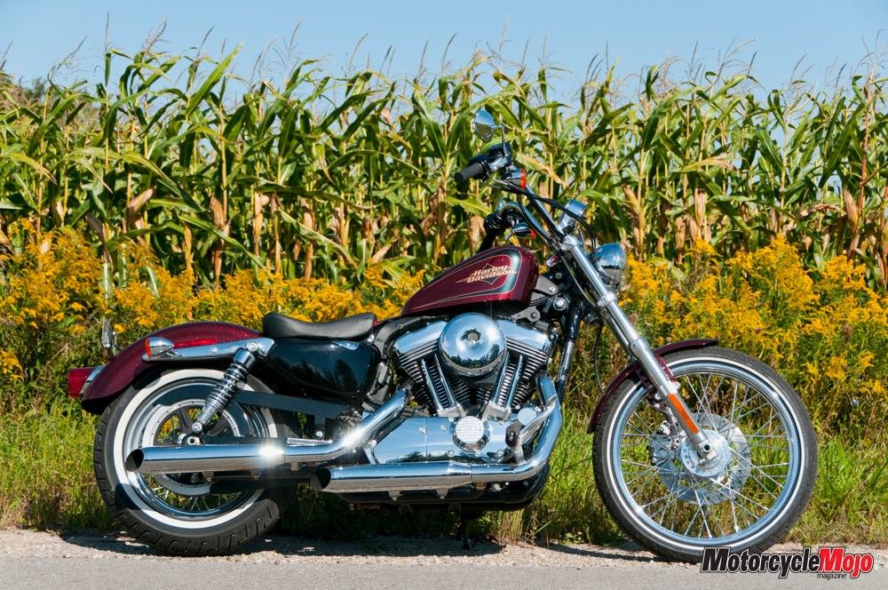 Harley davidson 72 review
